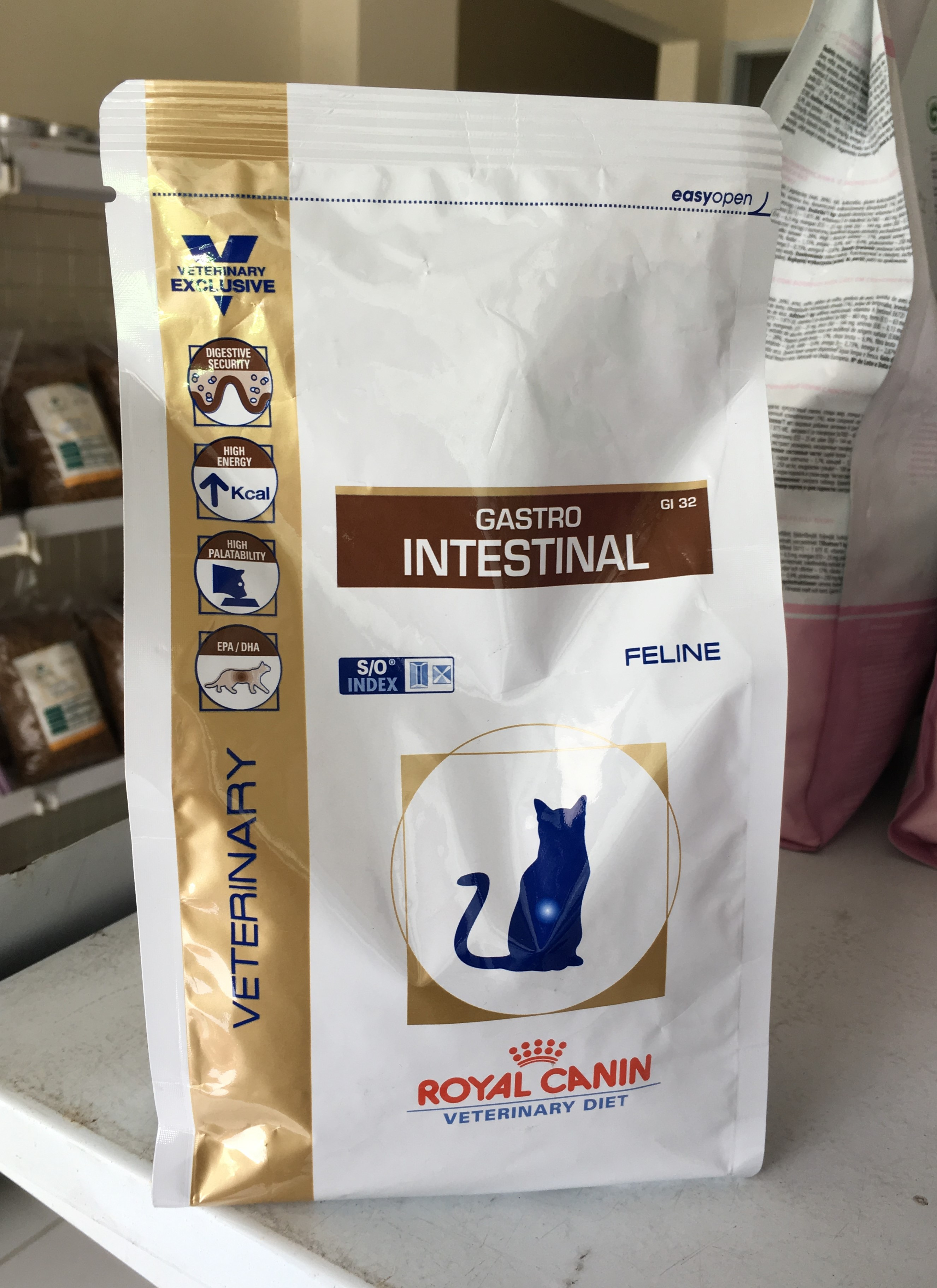 Royal Canin Gastrointestinal He Cat Food